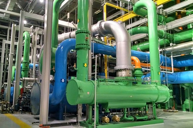 Mechanical And Piping System Eeps Engineering Sdn Bhd Malaysia