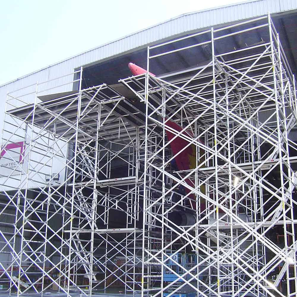 Aviation Decking System 1 Aluminium Scaffolding | Superb Access