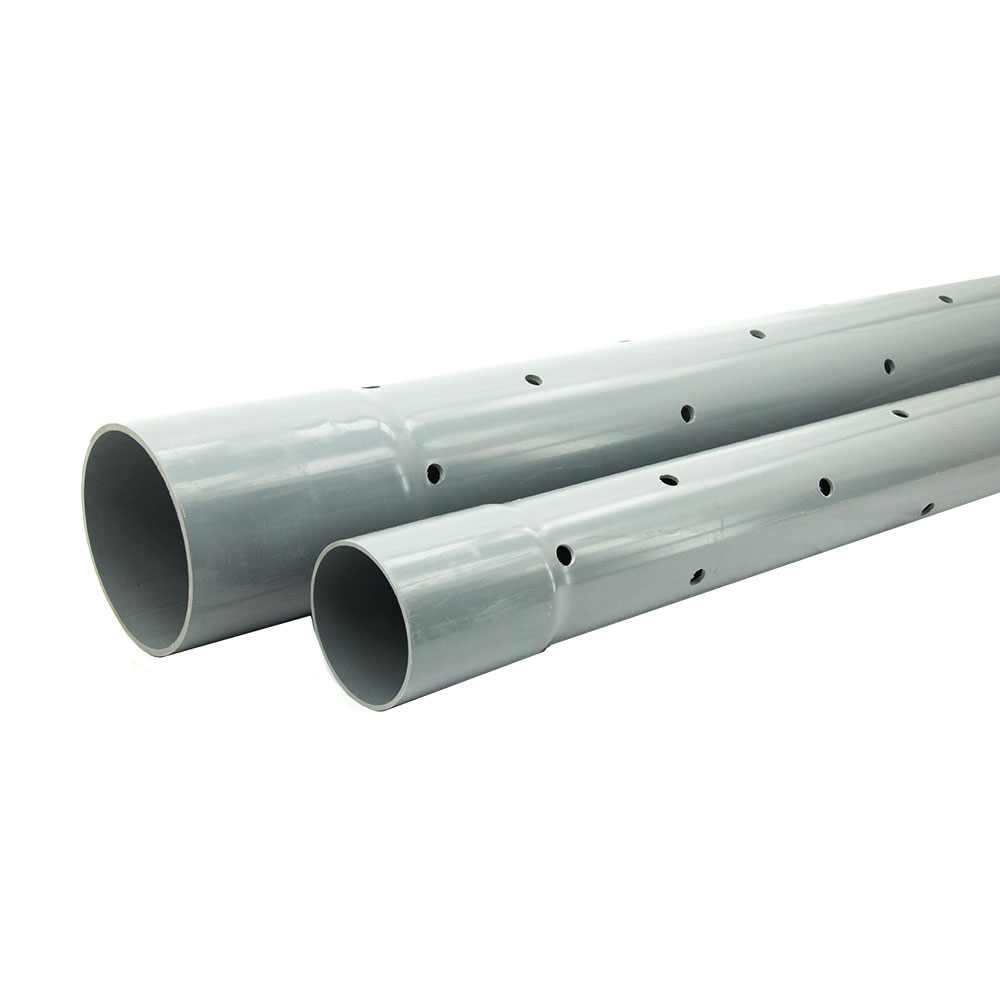 AEO PVC Perforated Pipe   SH Construction & Building
