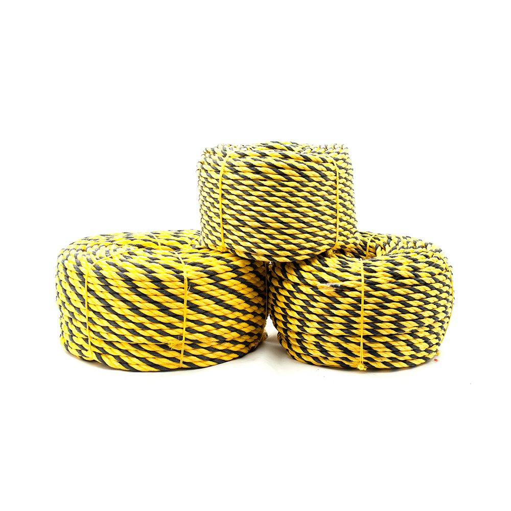 Polypropylene Tiger Rope | SH Construction & Building Materials